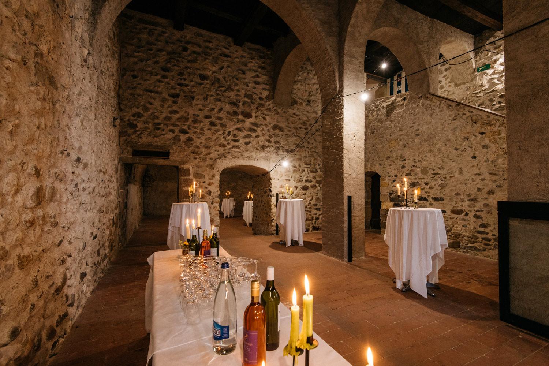 Cellier du Château de Grandson
