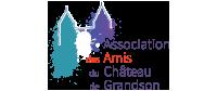 logo de l'association des amis du château de grandson